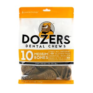 Dozers-Toothbrush-Medium-10pk-390g-Dental-Chew-(200036)
