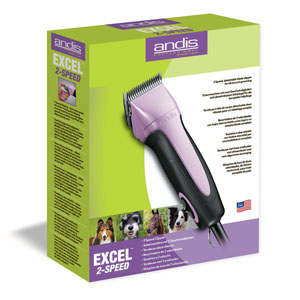 Andis-Excel-2-Speed-Clipper-Pink---Ex-(65400)